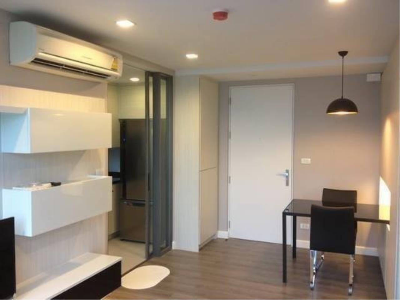 The One Residence Agency's condominium for rent at The Room Sukhumvit 40 , 1BR , 1BA , 41SQM 4