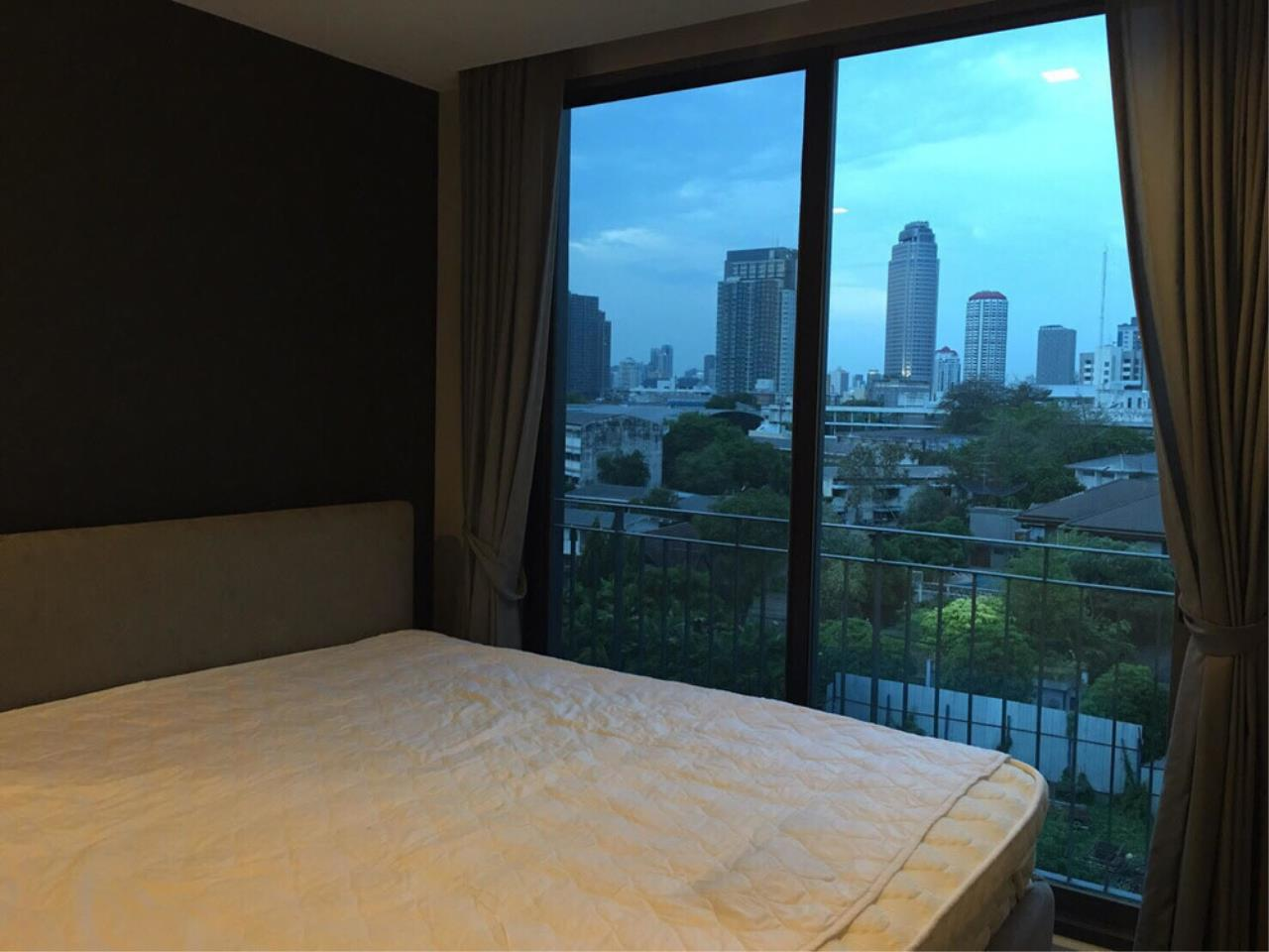 The One Residence Agency's condominium for sale , rent at The Room Sukhumvit 40 , 1BR , 1BA , 43SQM 2