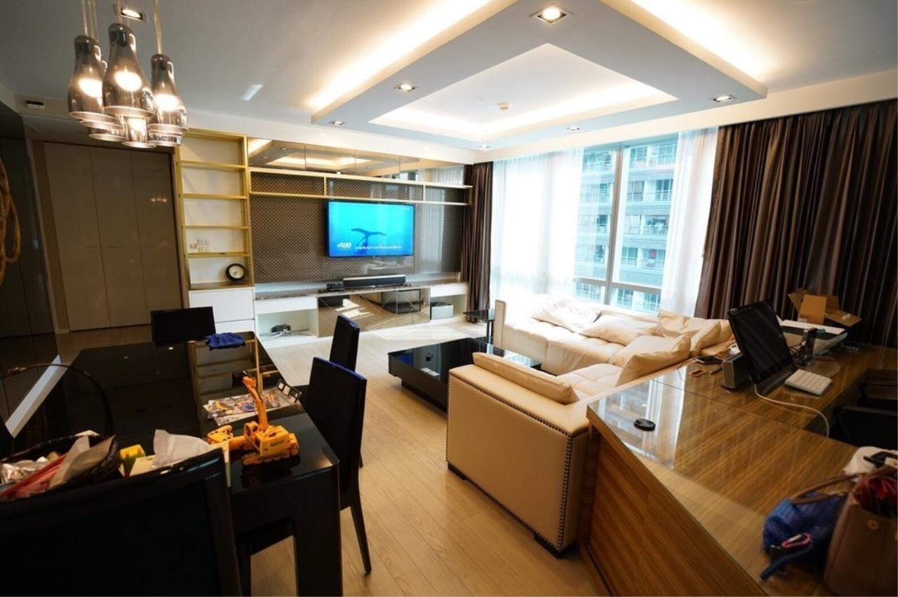 The One Residence Agency's condominium for rent at The Room Sukhumvit 40 , 2BR , 2BA , 92SQM 4