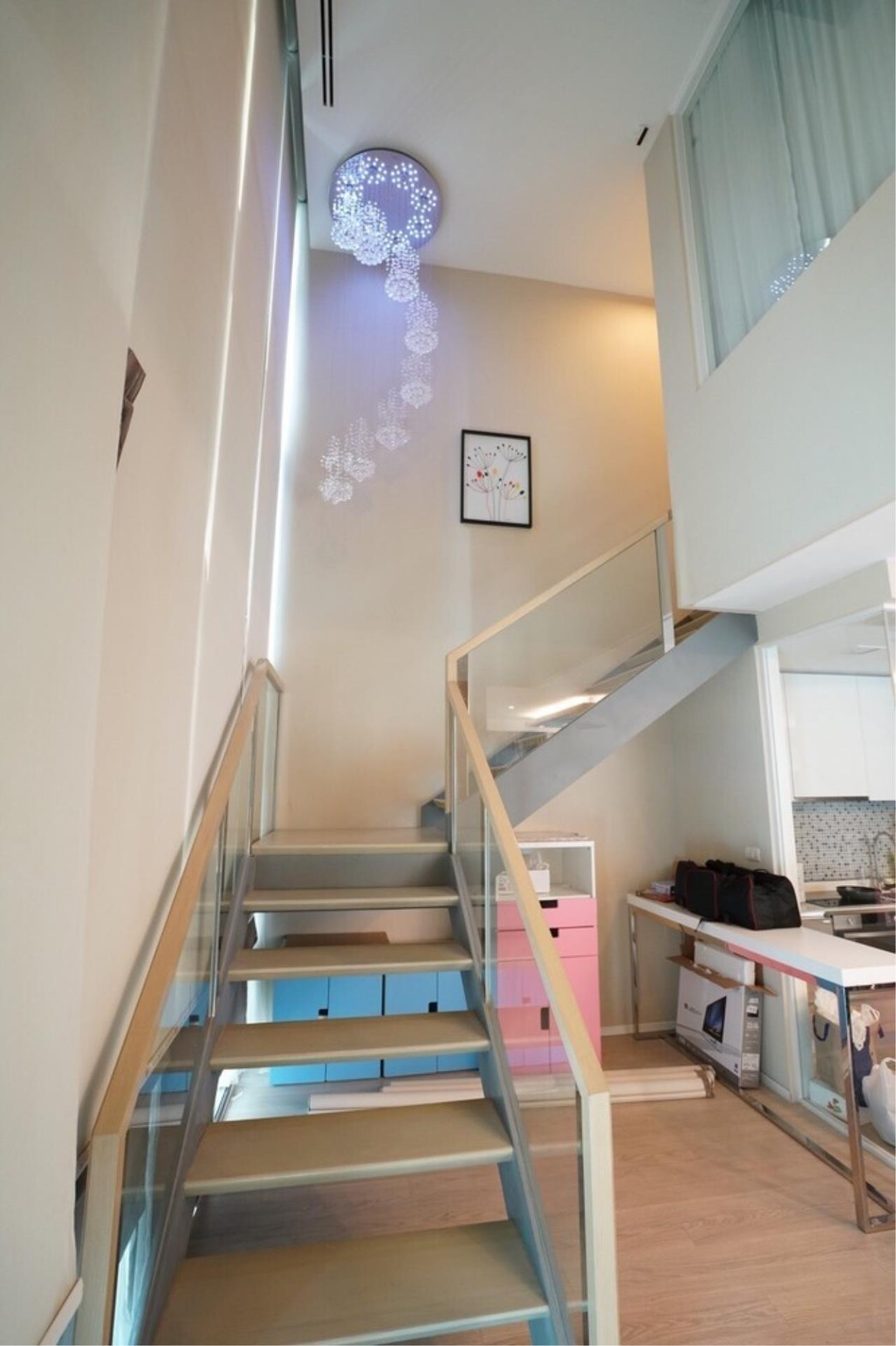 The One Residence Agency's condominium for rent at The Room Sukhumvit 40 , 2BR , 2BA , 92SQM 6