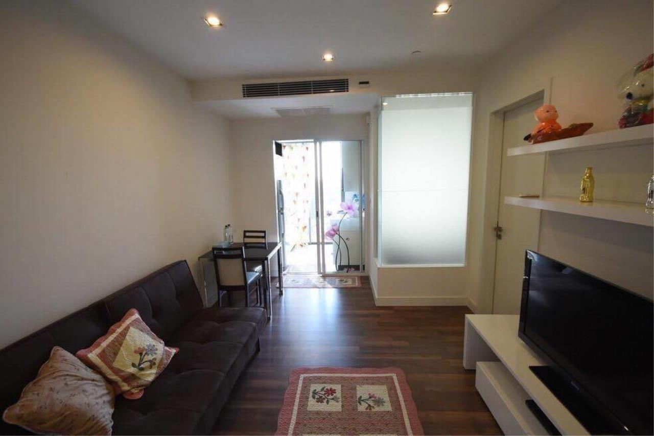 The One Residence Agency's condominium for rent at The Room Sukhumvit 62 , 1BR , 1BA , 45SQM 6