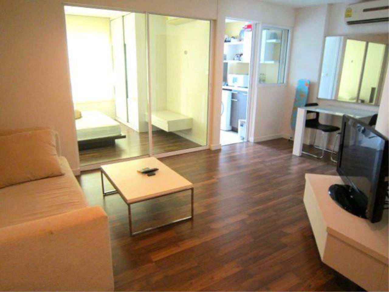 The One Residence Agency's condominium for sale , rent at The Room Sukhumvit 79 , 1BR , 1BA , 38SQM 6