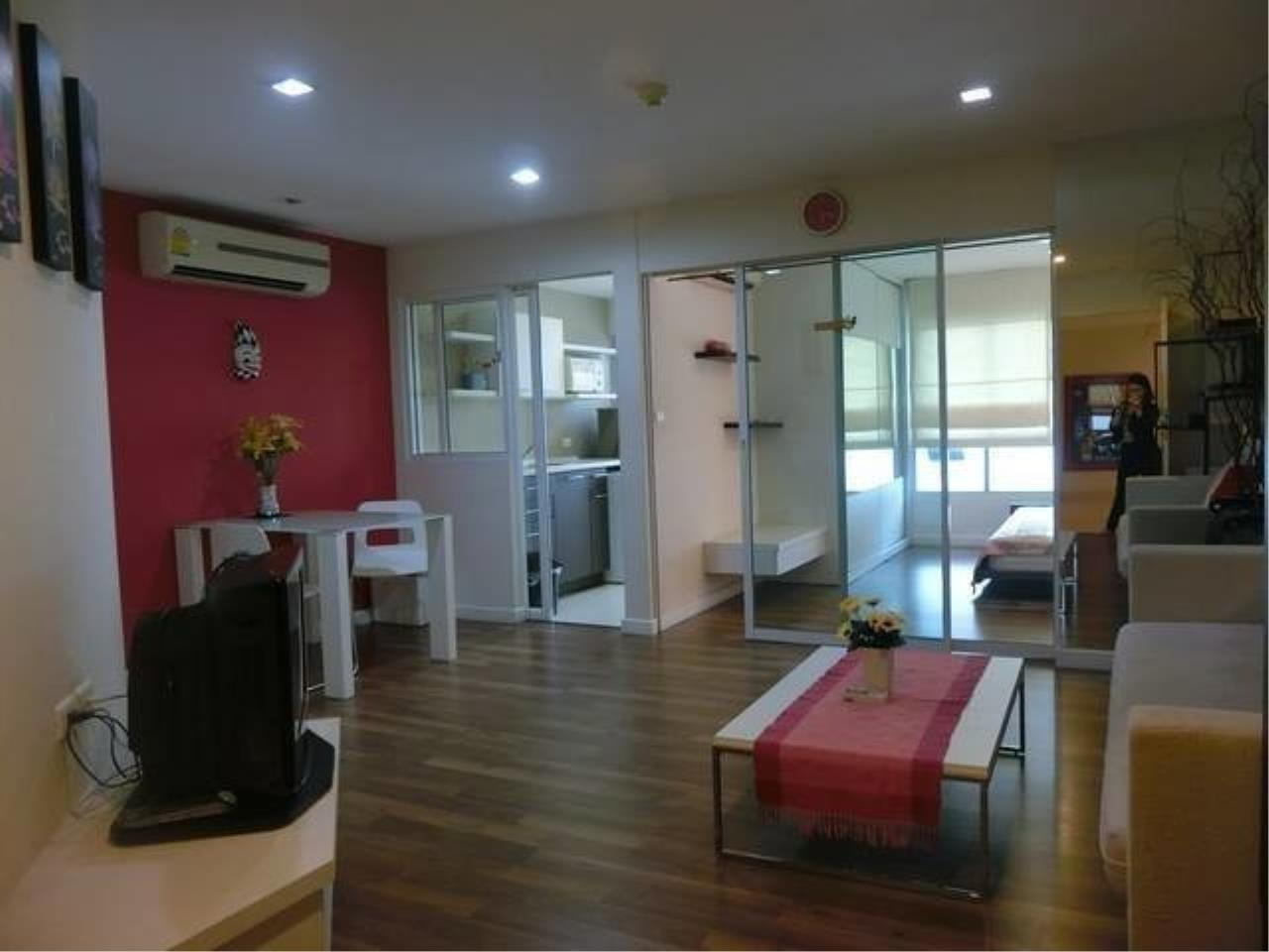The One Residence Agency's condominium for sale , rent at The Room Sukhumvit 79 , 1BR , 1BA , 45SQM 3