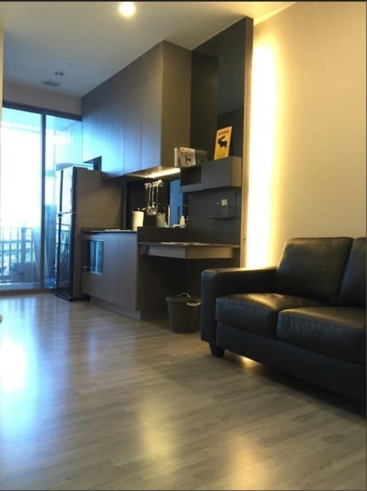 The One Residence Agency's condominium for sale , rent at The Room Sukhumvit 79 , 1BR , 1BA , 35SQM 2