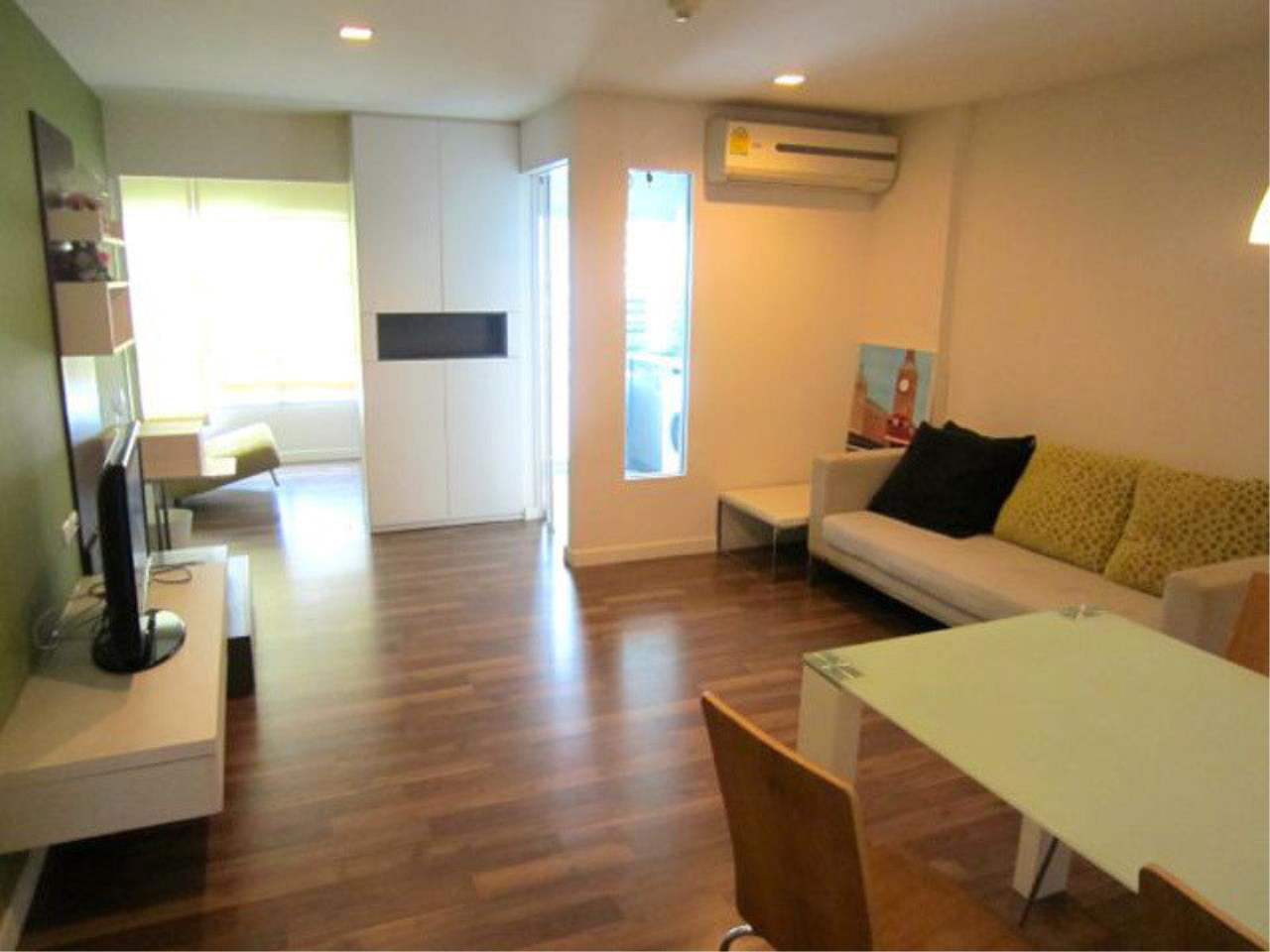 The One Residence Agency's condominium for rent at The Room Sukhumvit 79 , 2BR , 1BA , 59SQM 3