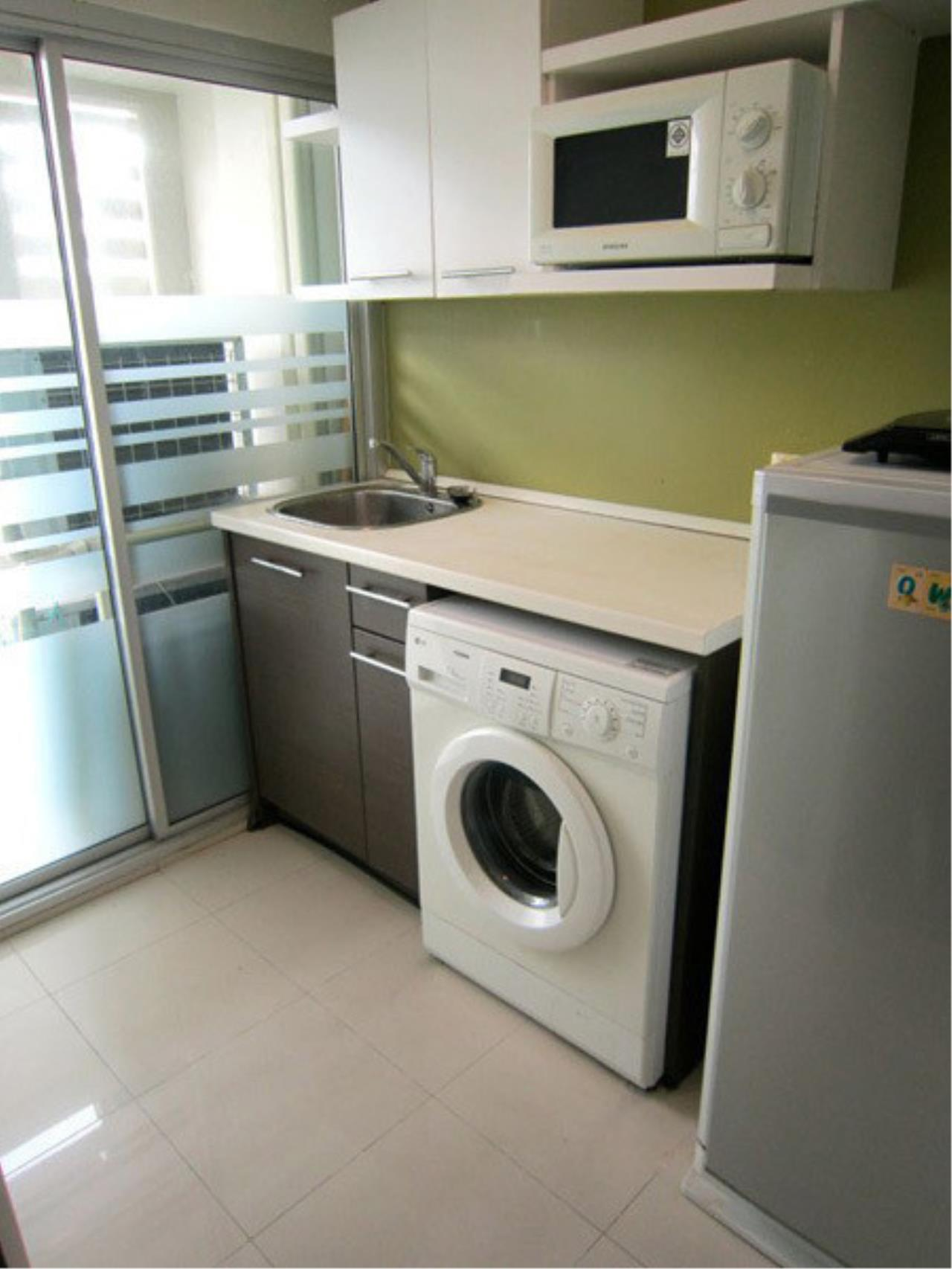 The One Residence Agency's condominium for rent at The Room Sukhumvit 79 , 2BR , 1BA , 59SQM 2