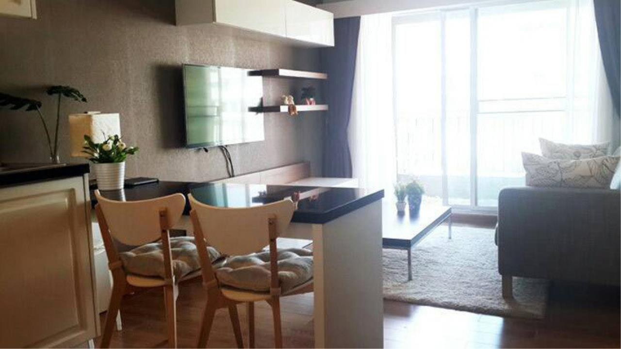 The One Residence Agency's condominium for rent at The Seed Memories Siam , 1BR , 1BA , 44SQM 1