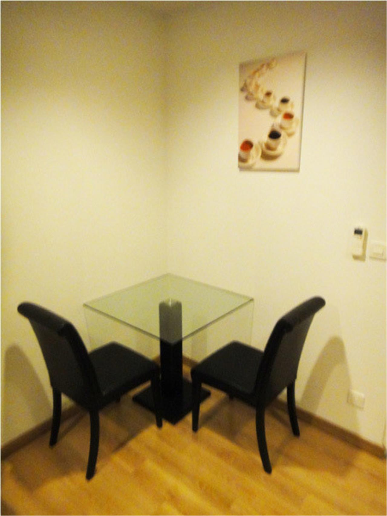 The One Residence Agency's condominium for rent at The Seed Memories Siam , 1BR , 1BA , 37SQM 2