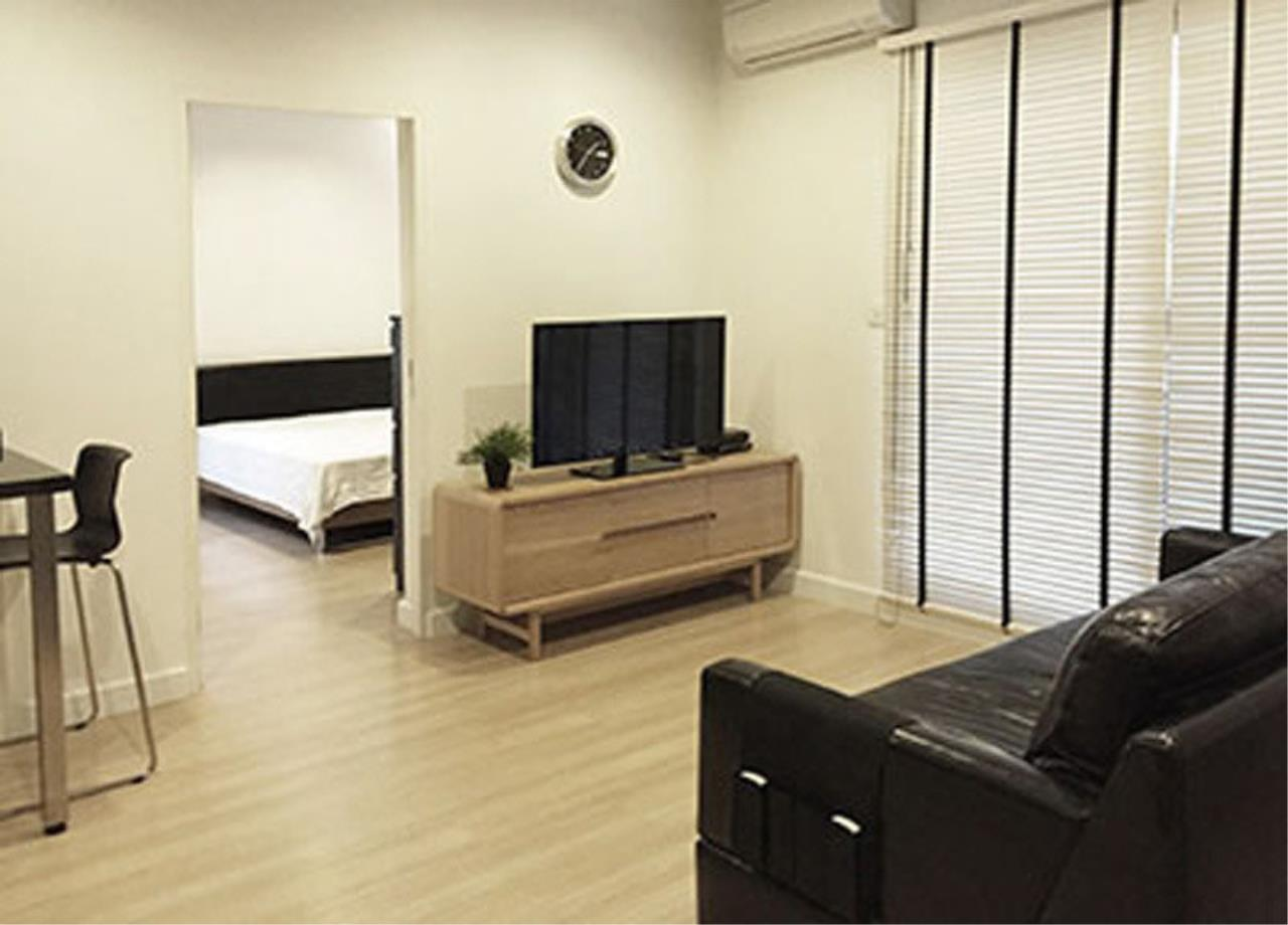 The One Residence Agency's condominium for rent at Pracha Ruamjai Condo Town , 1BR , 1BA , 40SQM 2