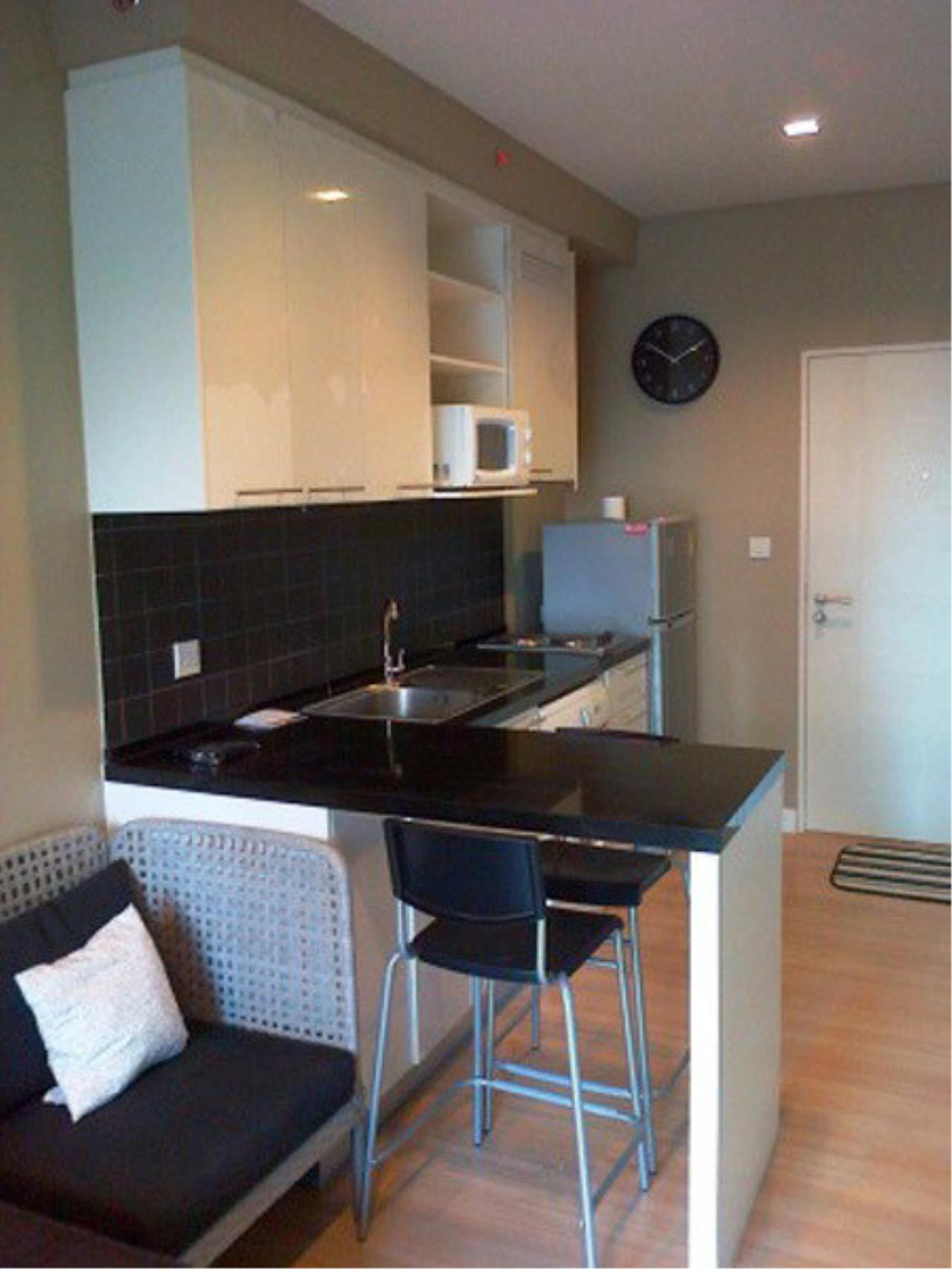 The One Residence Agency's condominium for rent at Pracha Ruamjai Condo Town , 1BR , 1BA , 44SQM 3