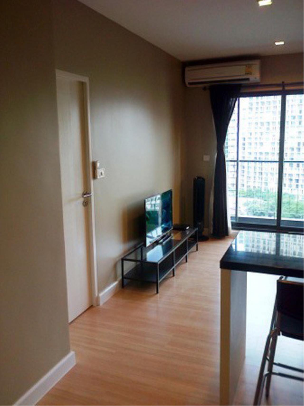 The One Residence Agency's condominium for rent at Pracha Ruamjai Condo Town , 1BR , 1BA , 44SQM 5