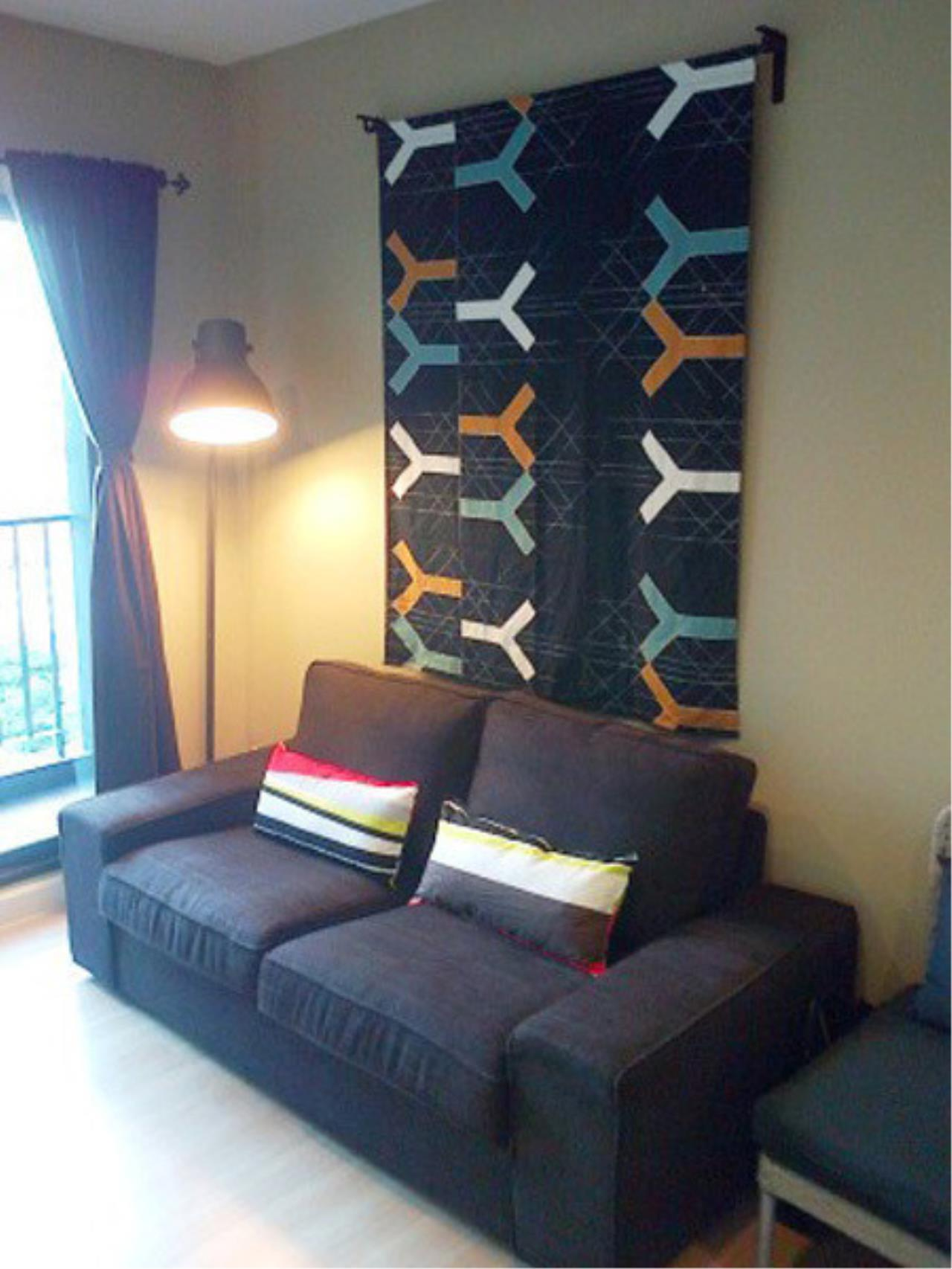 The One Residence Agency's condominium for rent at Pracha Ruamjai Condo Town , 1BR , 1BA , 44SQM 4
