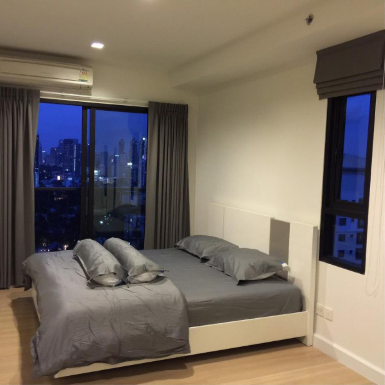 The One Residence Agency's condominium for rent at Pracha Ruamjai Condo Town , 1BR , 1BA , 45SQM 1