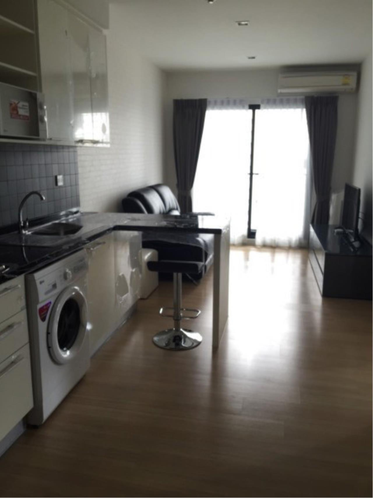 The One Residence Agency's condominium for rent at Pracha Ruamjai Condo Town , 1BR , 1BA , 45SQM 3