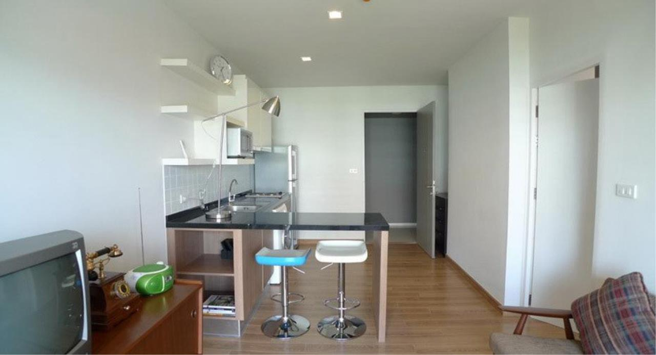 The One Residence Agency's condominium for rent at The Seed Musee , 1BR , 1BA , 44SQM 3