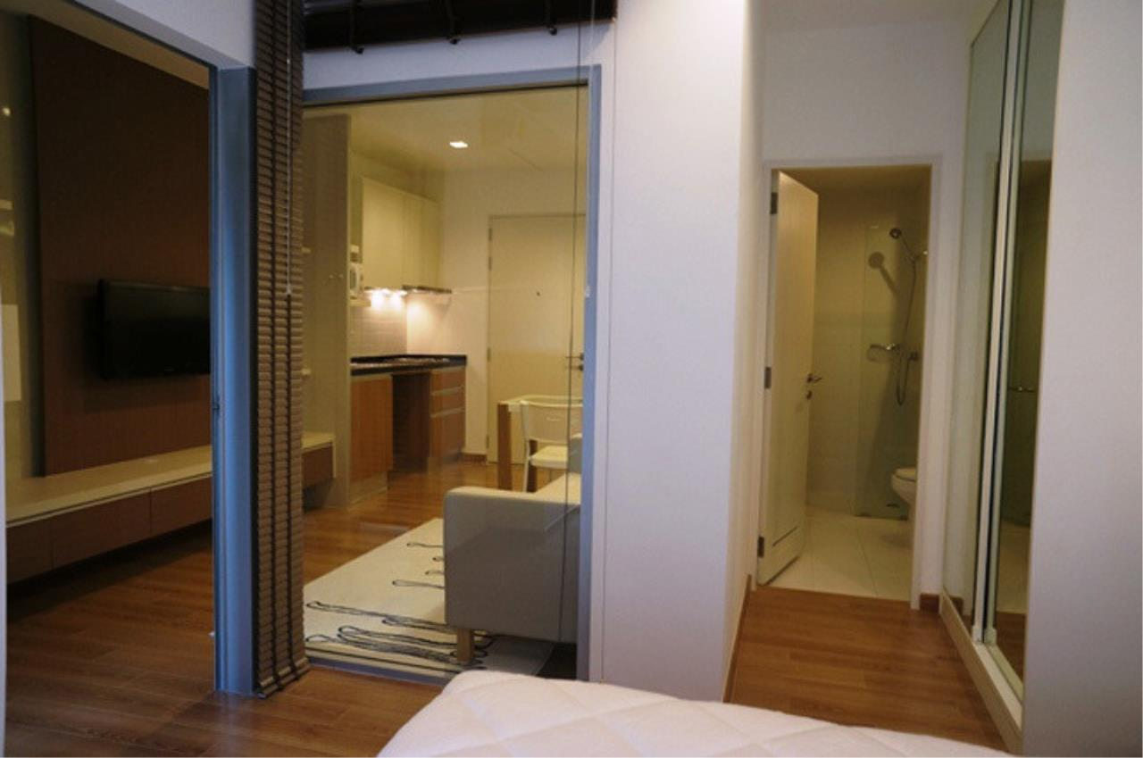 The One Residence Agency's condominium for rent at The Seed Musee , 1BR , 1BA , 34SQM 2