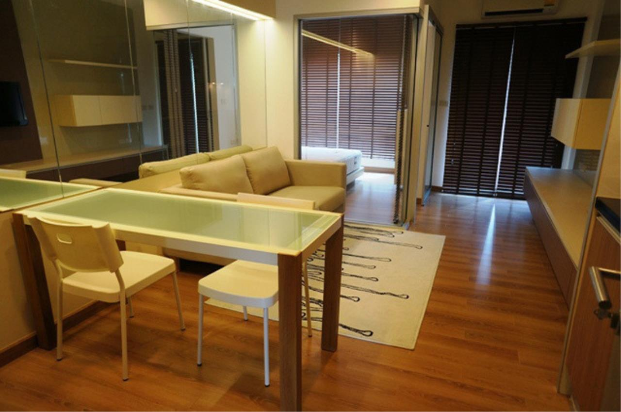 The One Residence Agency's condominium for rent at The Seed Musee , 1BR , 1BA , 34SQM 3