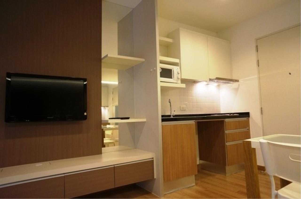 The One Residence Agency's condominium for rent at The Seed Musee , 1BR , 1BA , 34SQM 5
