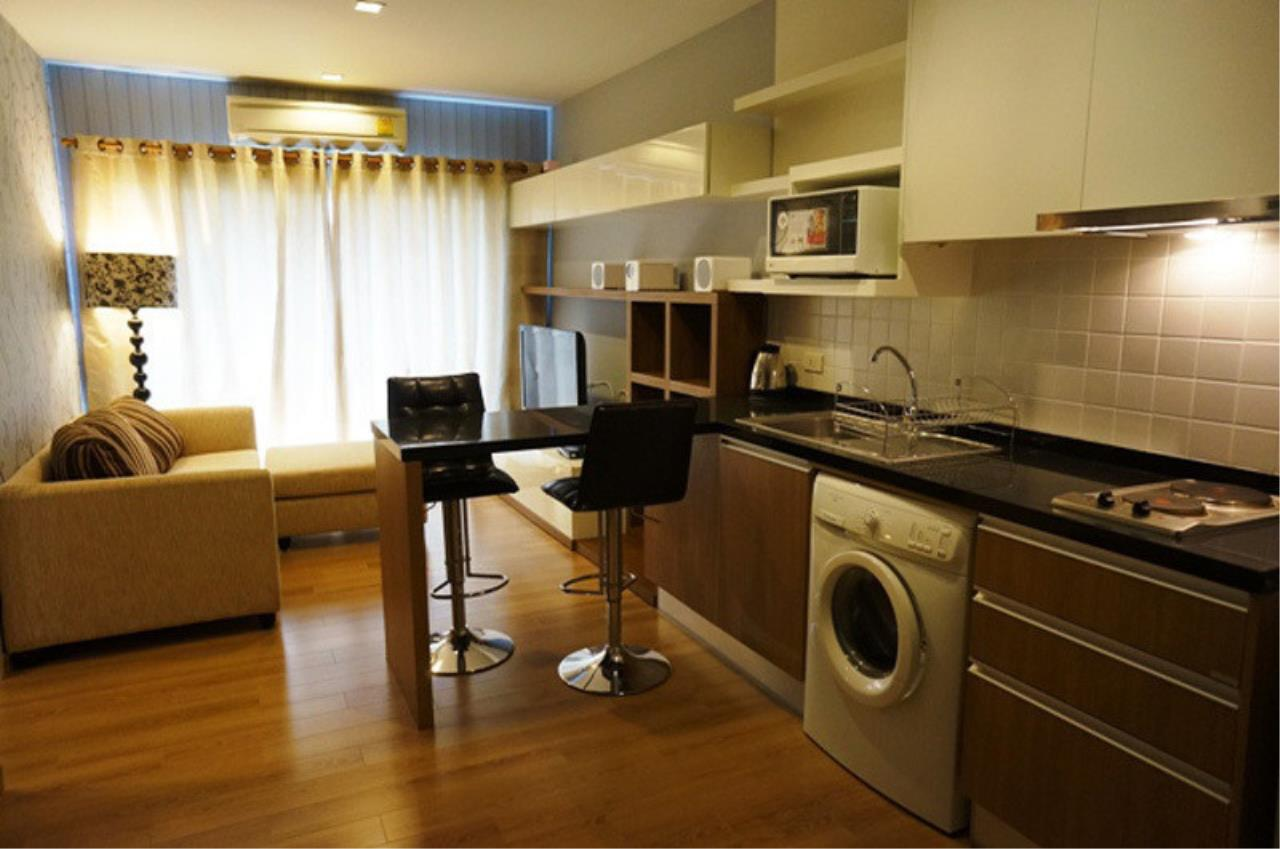 The One Residence Agency's condominium for sale , rent at The Seed Musee , 1BR , 1BA , 44SQM 4