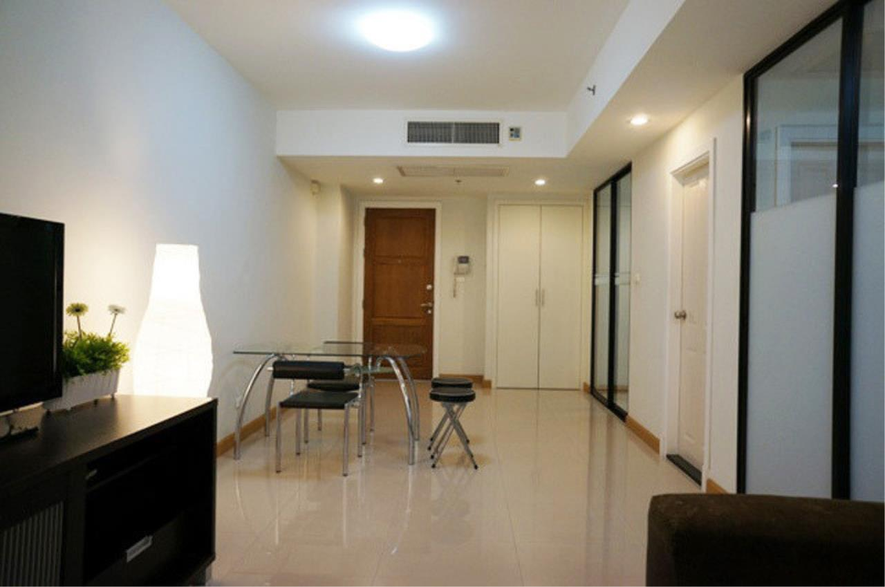 The One Residence Agency's condominium for rent at The Seed Musee , 1BR , 1BA , 48SQM 4