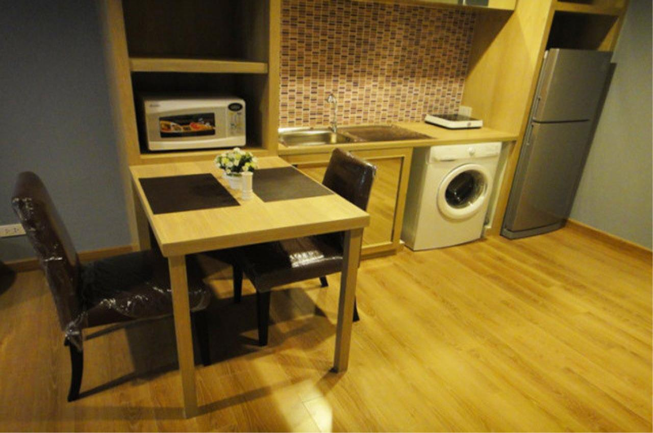 The One Residence Agency's condominium for rent at The Seed Musee , 1BR , 1BA , 48SQM 1