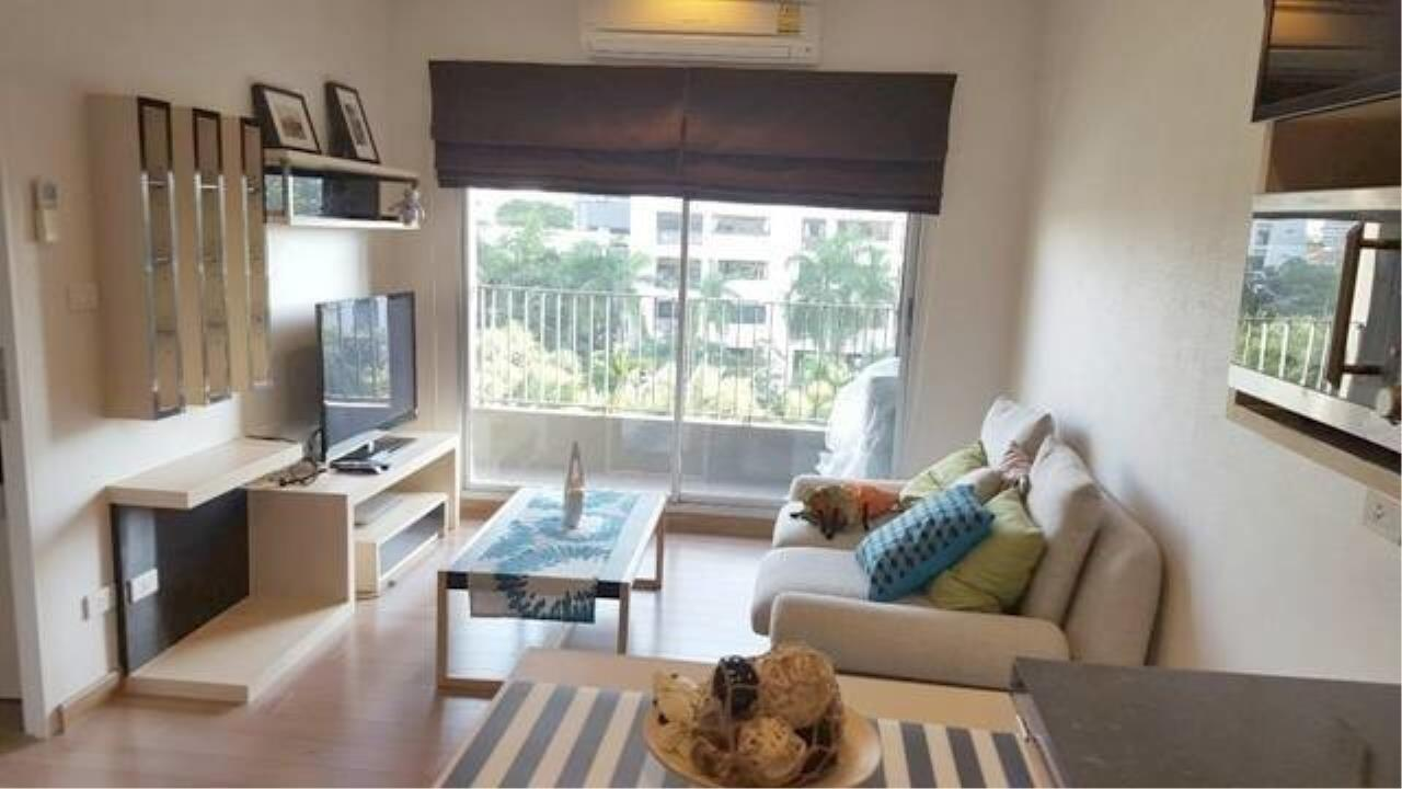 The One Residence Agency's condominium for rent at The Seed Musee , 1BR , 1BA , 45SQM 4