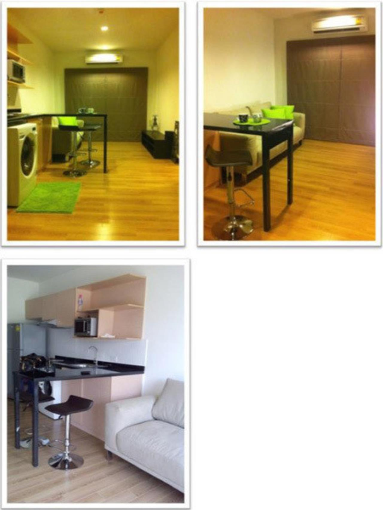 The One Residence Agency's condominium for rent at The Seed Musee , 1BR , 1BA , 44SQM 6