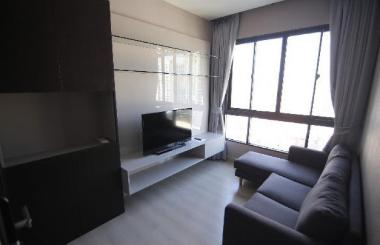 The One Residence Agency's condominium for rent at The Signature by URBANO , 1BR , 1BA , 34SQM 2