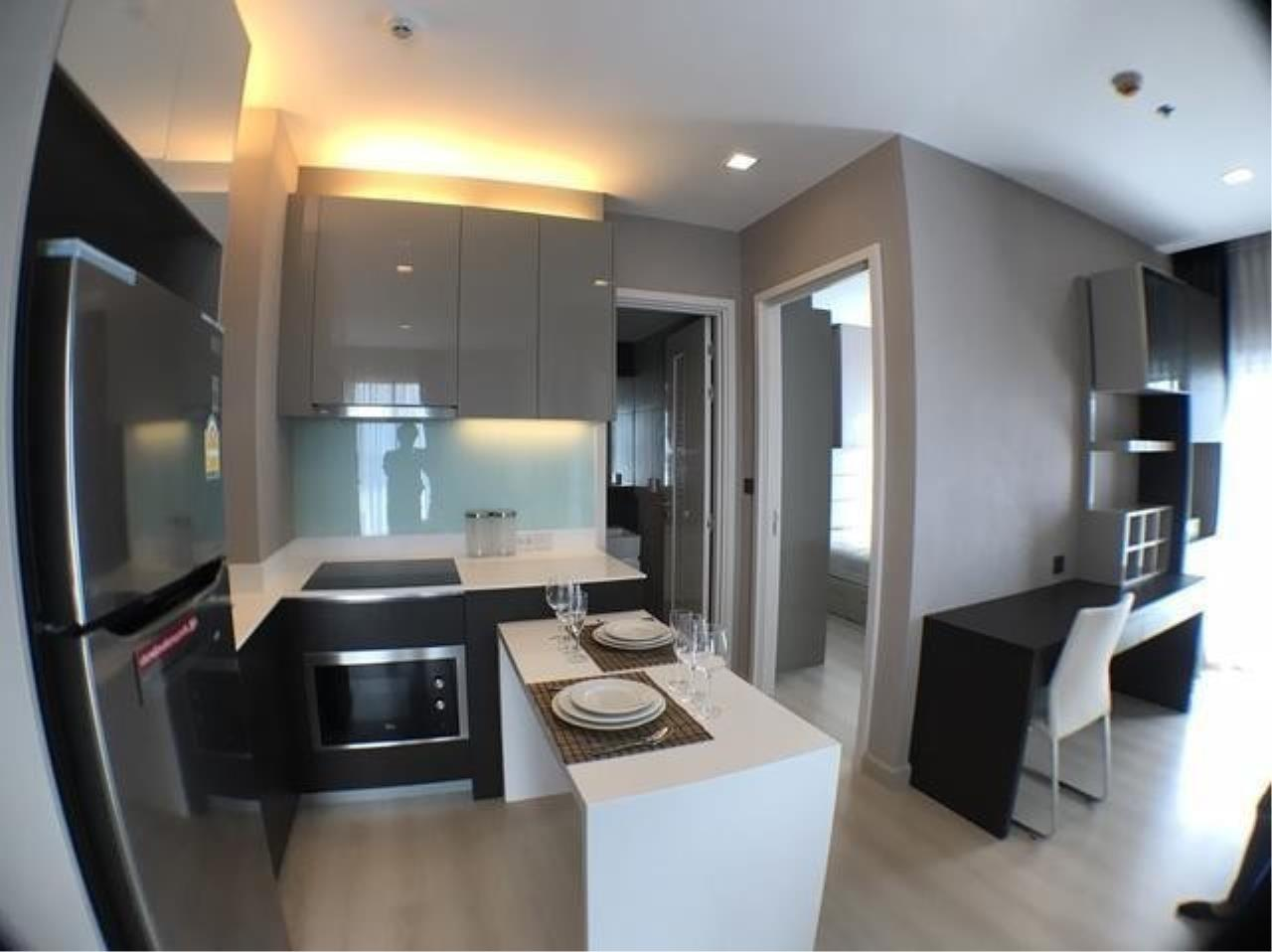 The One Residence Agency's condominium for sale , rent at The Signature by URBANO , 2BR , 2BA , 57.74SQM 2