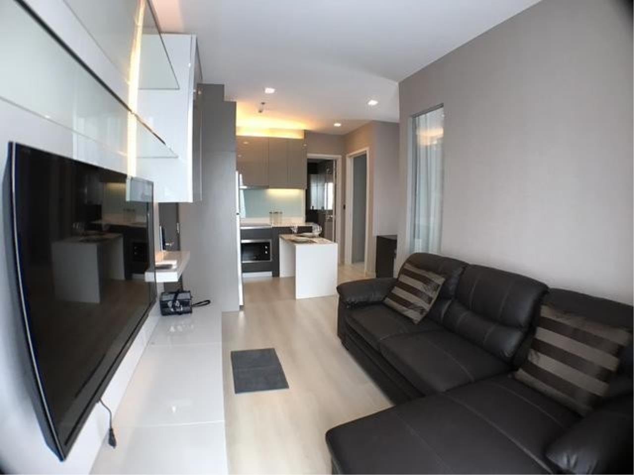 The One Residence Agency's condominium for sale , rent at The Signature by URBANO , 2BR , 2BA , 57.74SQM 5