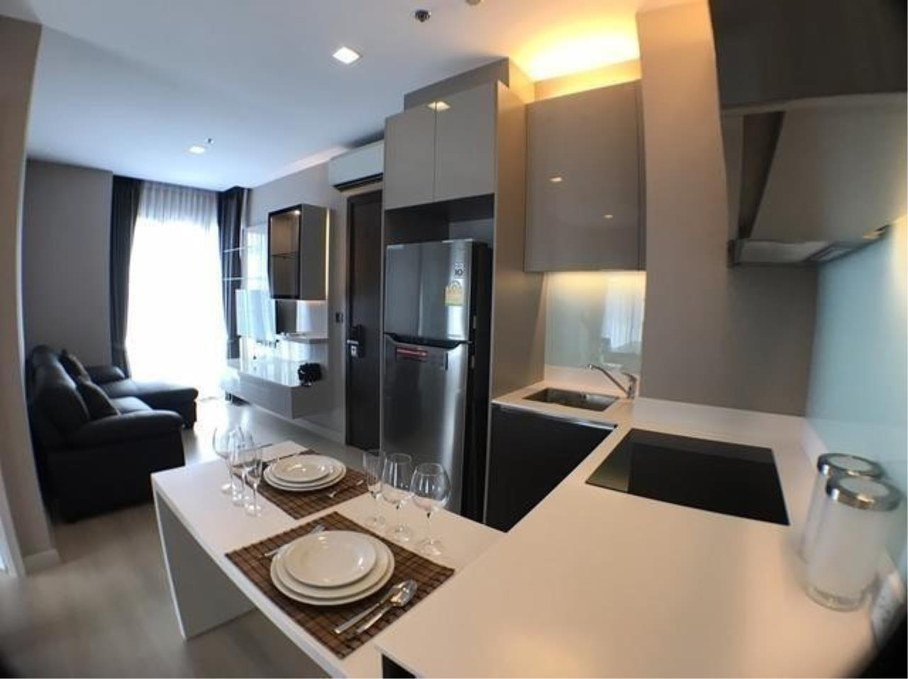 The One Residence Agency's condominium for sale , rent at The Signature by URBANO , 2BR , 2BA , 57.74SQM 3