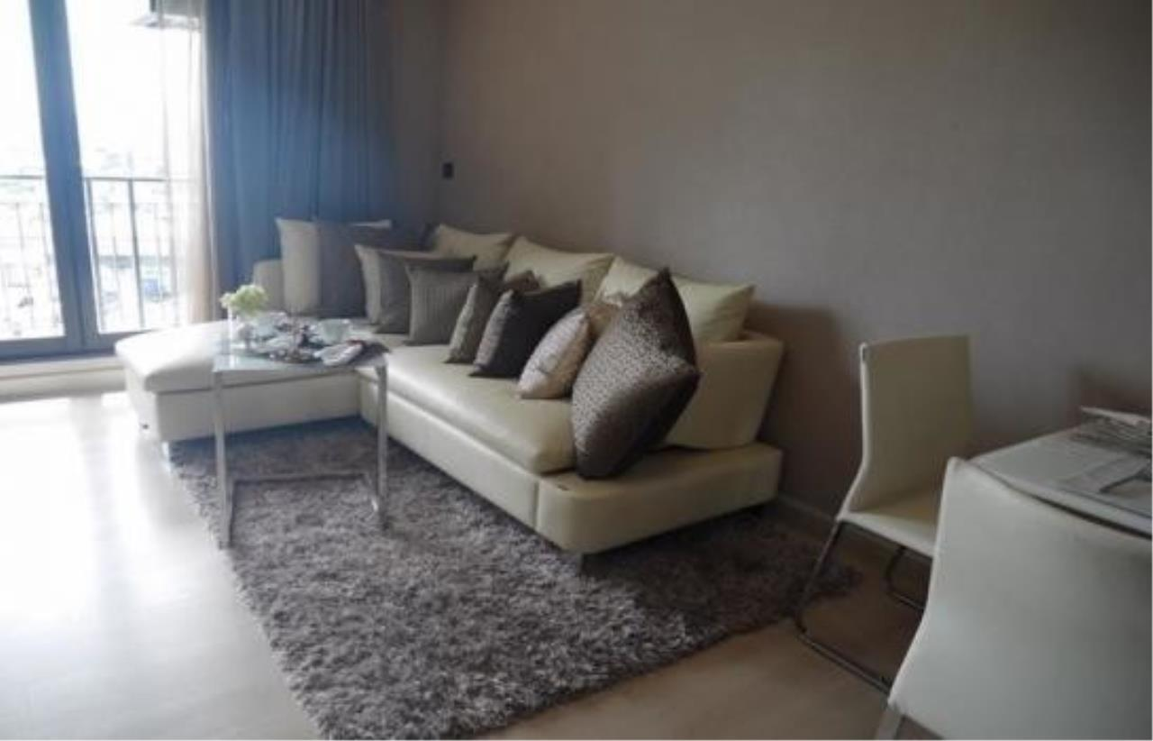 The One Residence Agency's condominium for sale , rent at The Signature by URBANO , 2BR , 2BA , 55SQM 5