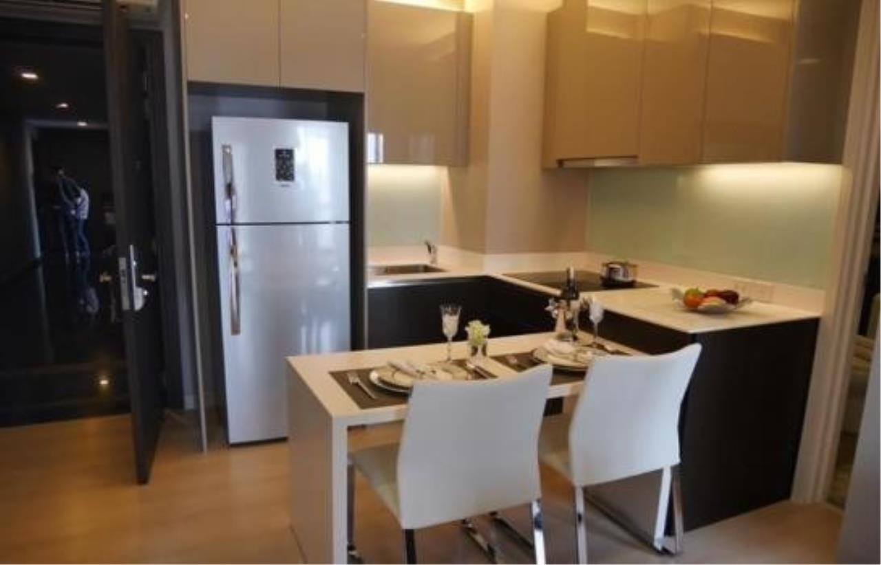 The One Residence Agency's condominium for sale , rent at The Signature by URBANO , 2BR , 2BA , 55SQM 2