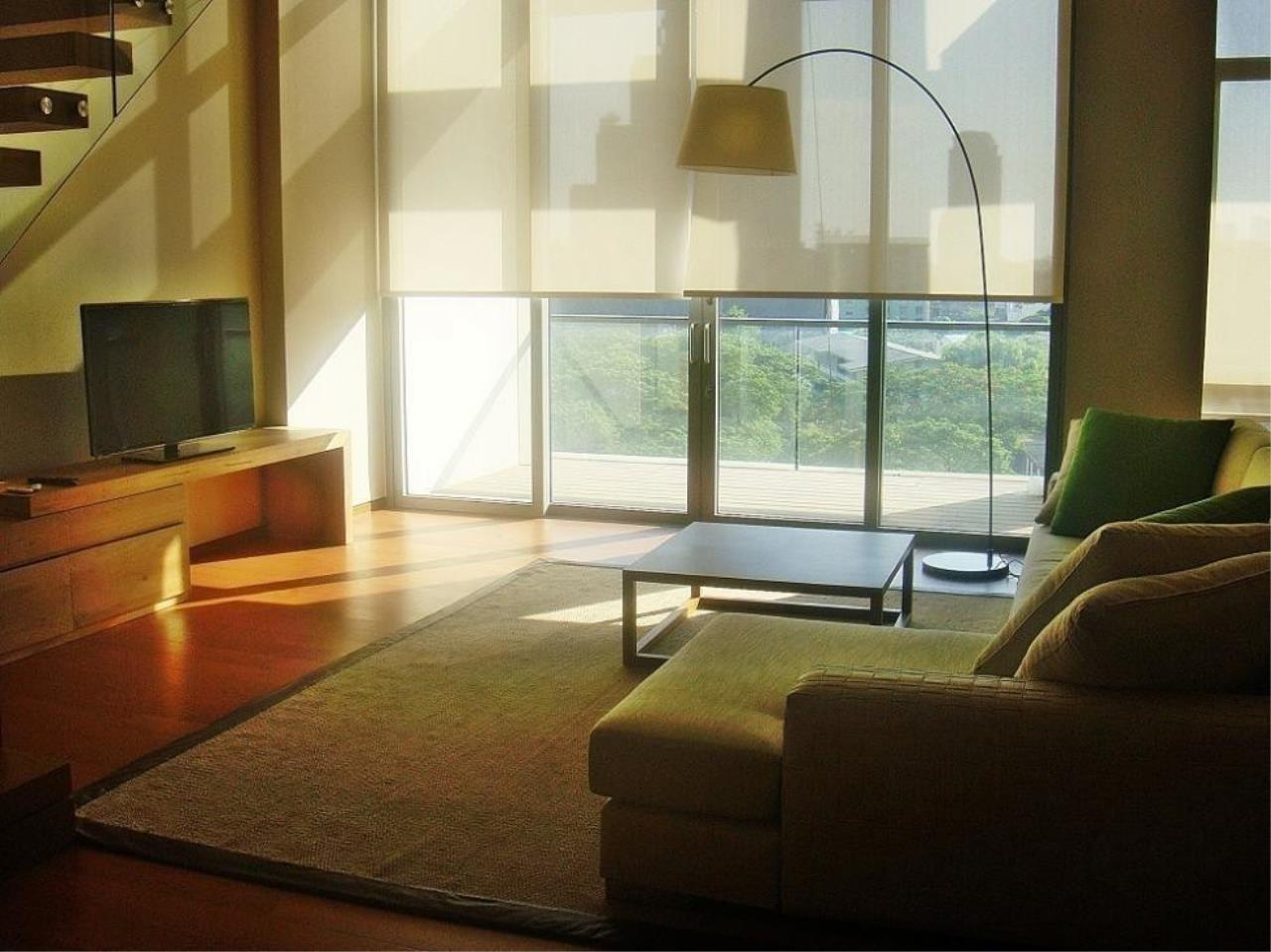 The One Residence Agency's condominium for rent at The Sukhothai Residences , 1BR , 2BA , 139SQM 5