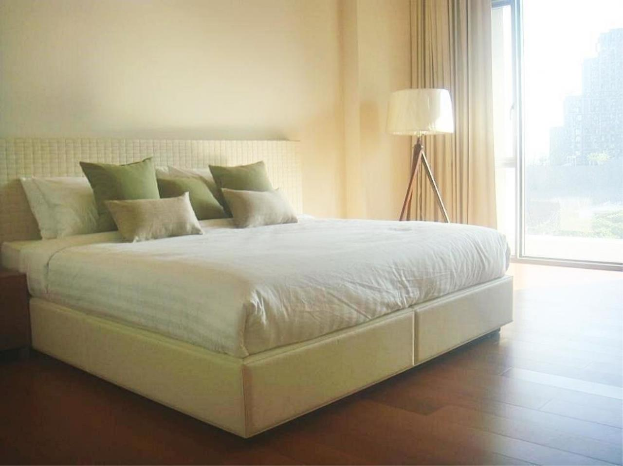 The One Residence Agency's condominium for rent at The Sukhothai Residences , 1BR , 2BA , 139SQM 4