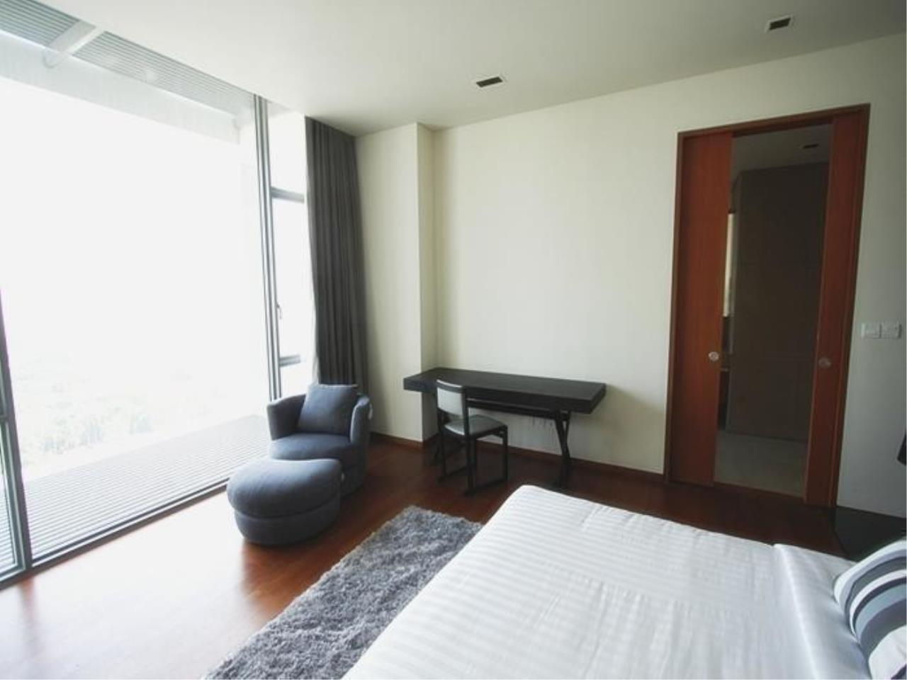 The One Residence Agency's condominium for rent at The Sukhothai Residences , 2BR , 2BA , 164SQM 5