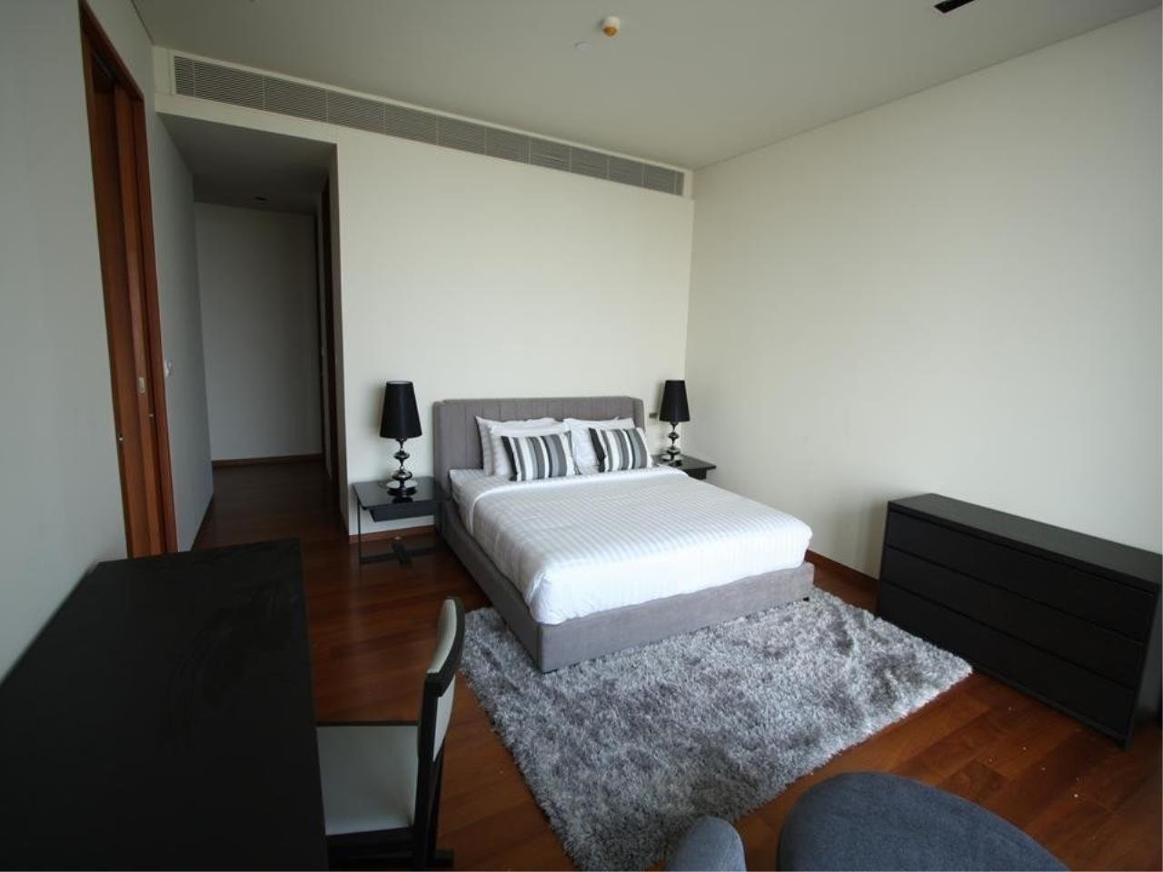 The One Residence Agency's condominium for rent at The Sukhothai Residences , 2BR , 2BA , 164SQM 2