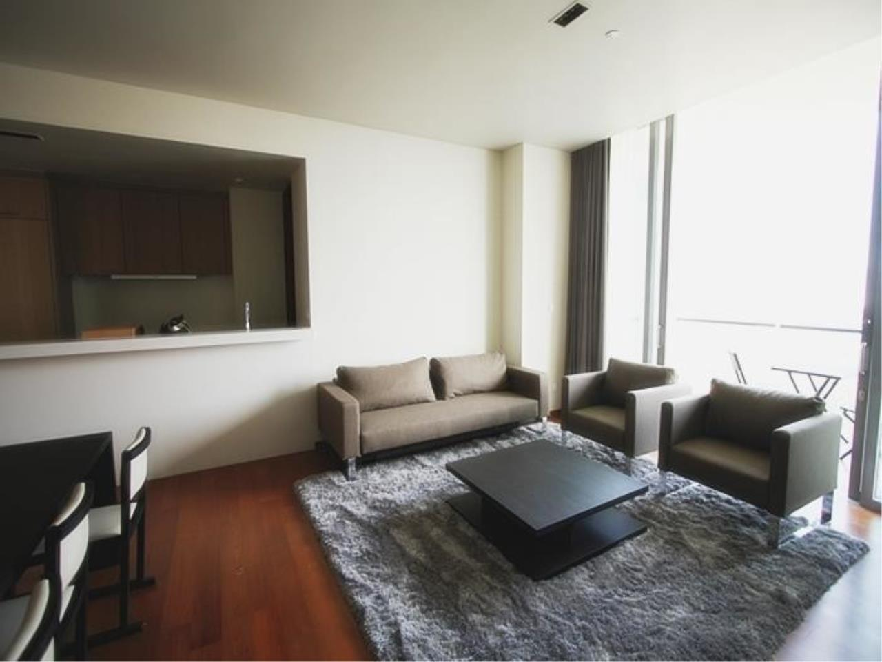 The One Residence Agency's condominium for rent at The Sukhothai Residences , 2BR , 2BA , 164SQM 4