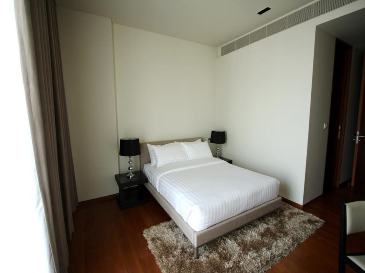 The One Residence Agency's condominium for rent at The Sukhothai Residences , 2BR , 2BA , 164SQM 1