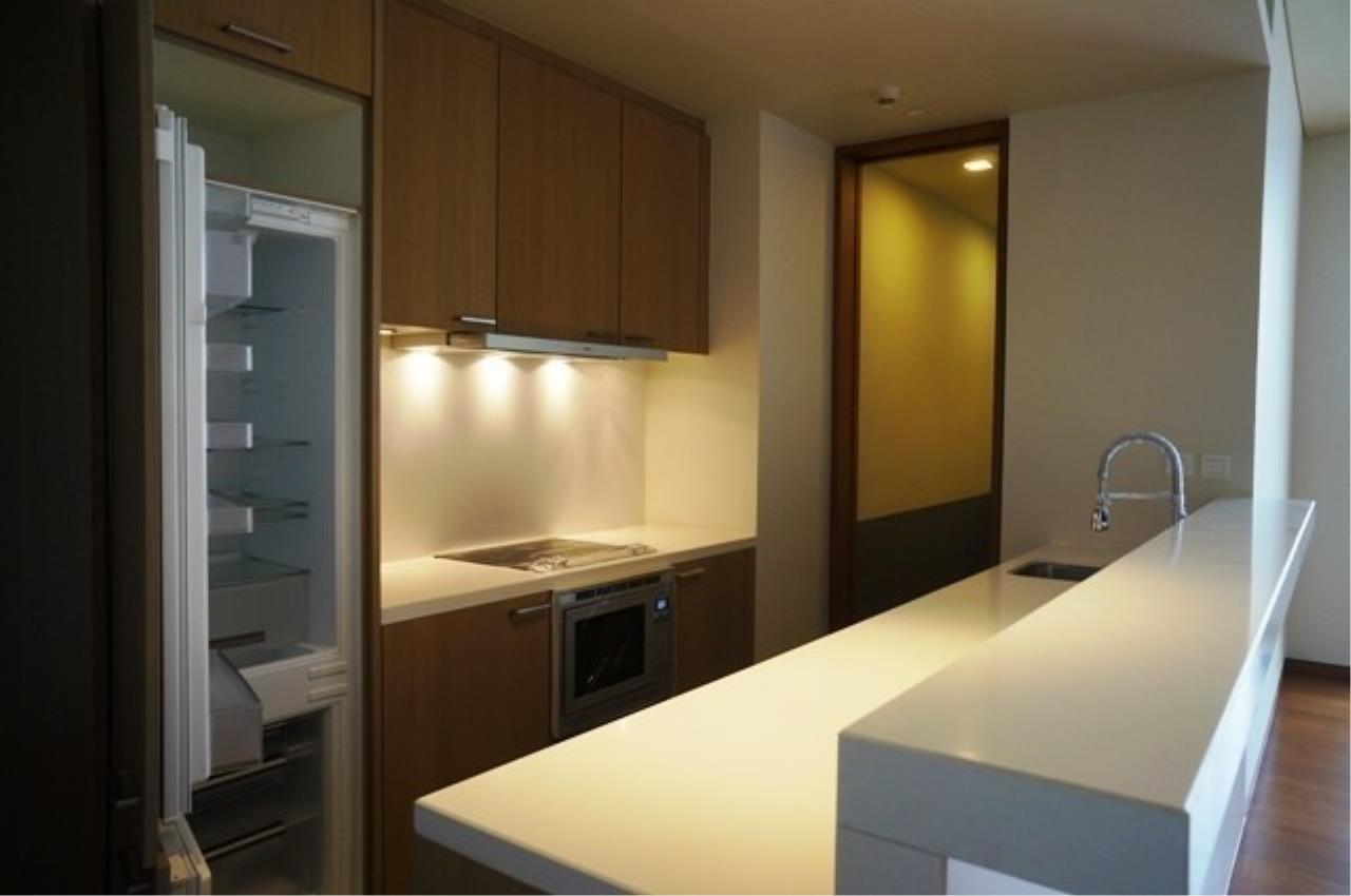The One Residence Agency's condominium for rent at The Sukhothai Residences , 2BR , 3BA , 161SQM 1