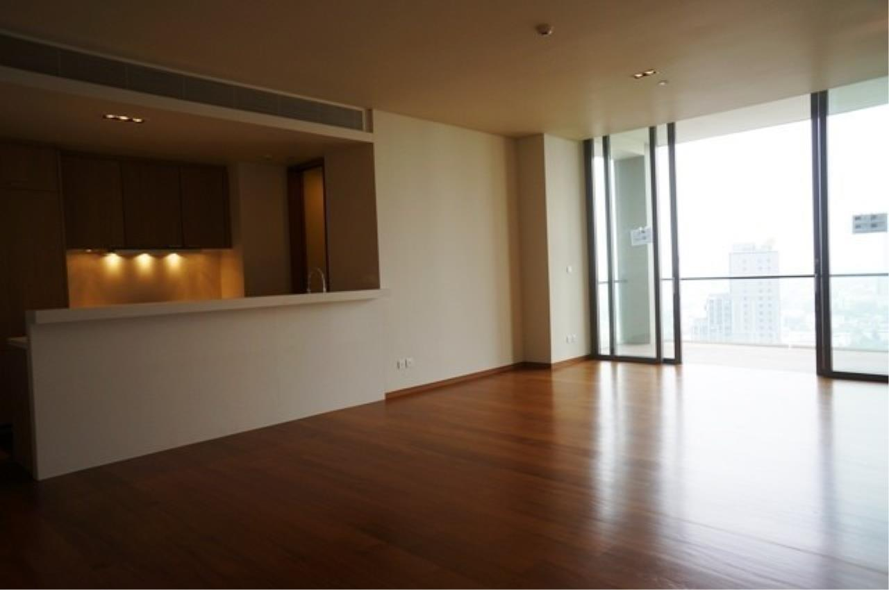 The One Residence Agency's condominium for rent at The Sukhothai Residences , 2BR , 3BA , 161SQM 4
