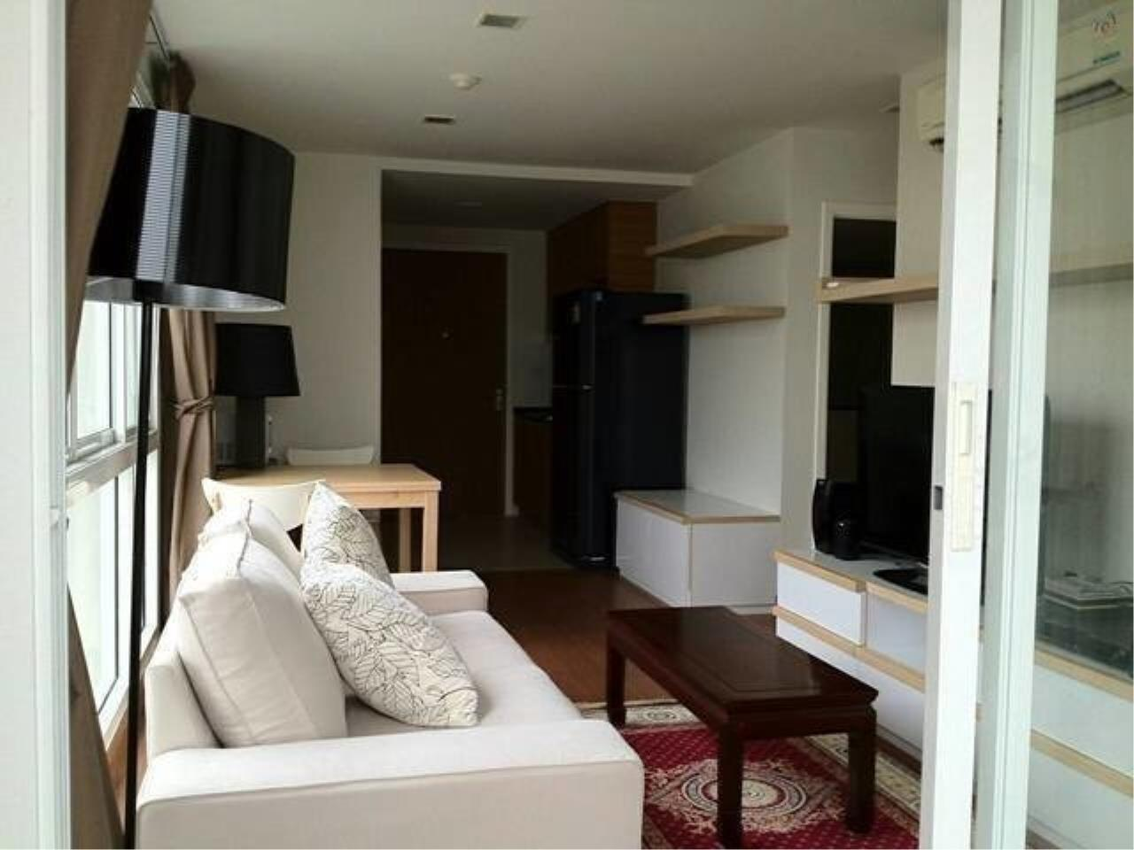 The One Residence Agency's condominium for rent at The Treasure Silom , 2BR , 2BA , 65SQM 3