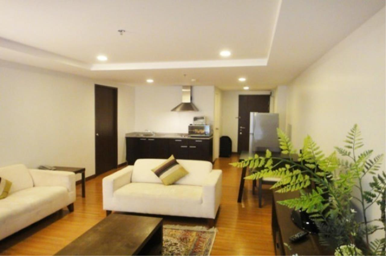 The One Residence Agency's condominium for rent at The Trendy Condominium , 1BR , 2BA , 72SQM 2