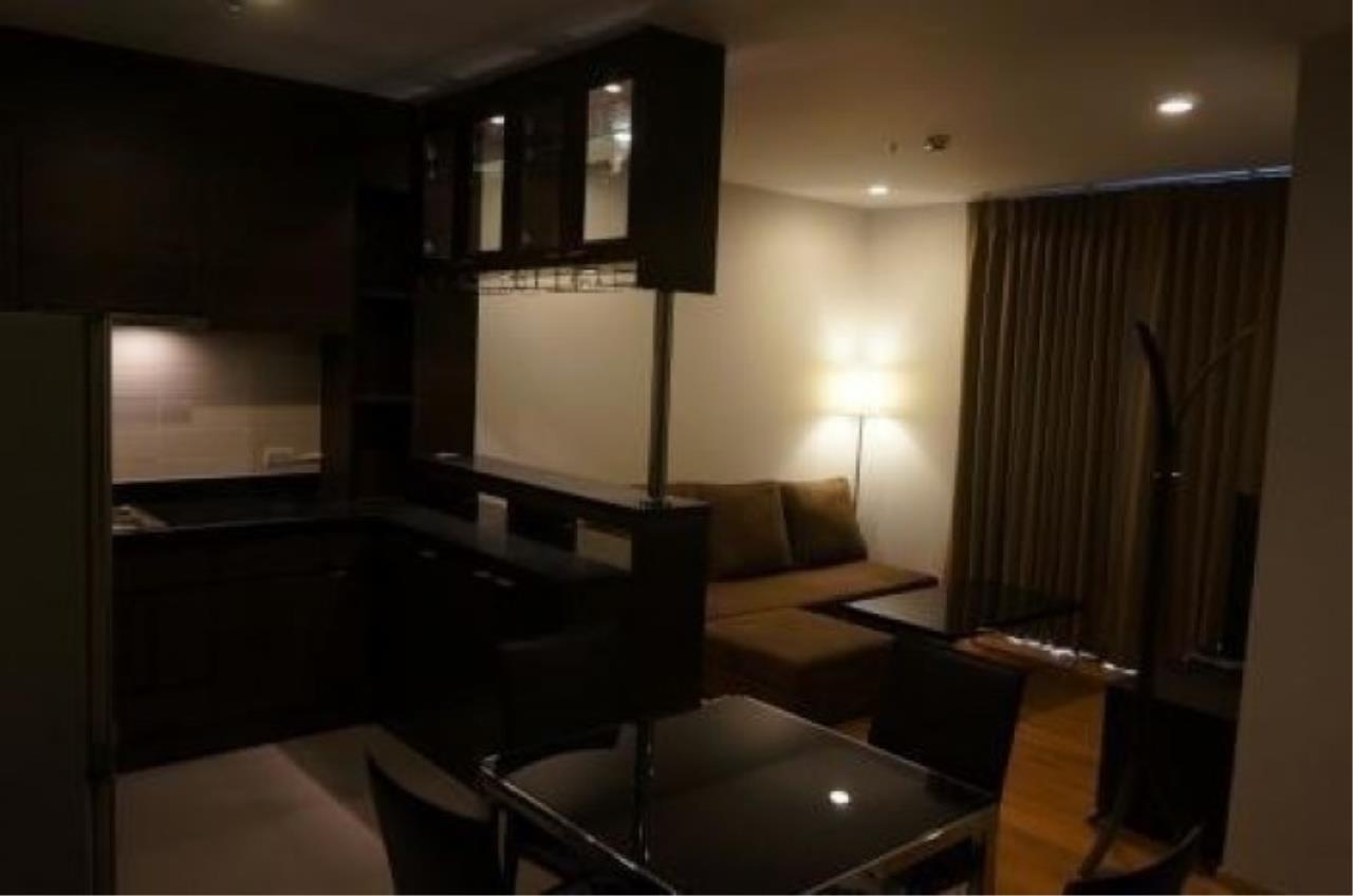 The One Residence Agency's condominium for rent at The Vertical Aree , 2BR , 2BA , 72SQM 1