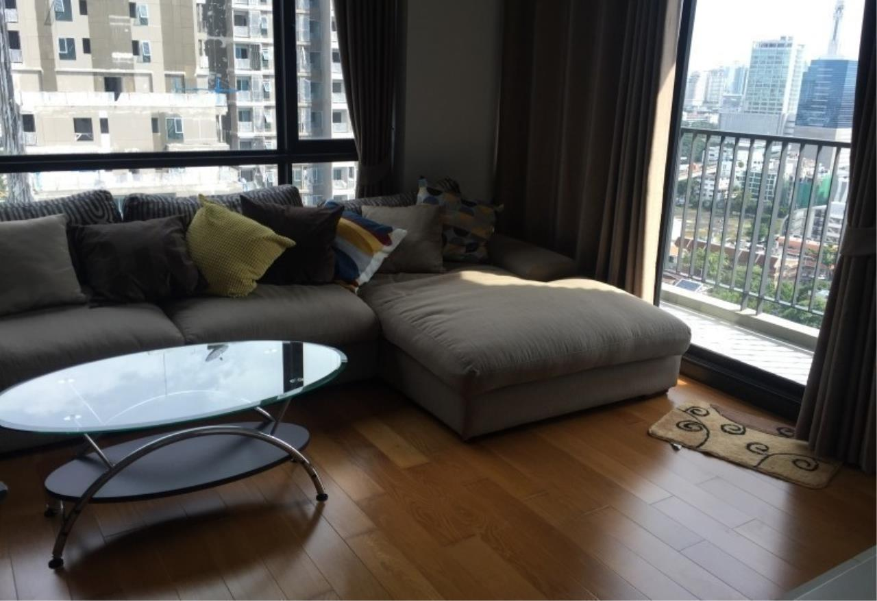 The One Residence Agency's condominium for sale , rent at The Vertical Aree , 2BR , 2BA , 78SQM 4