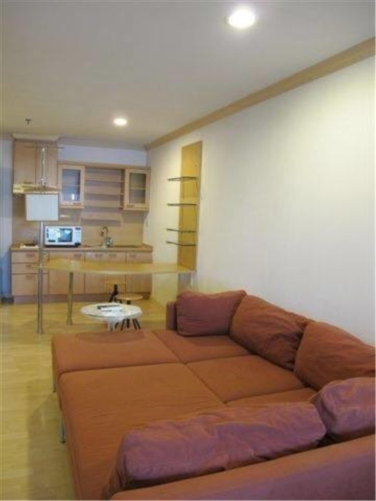 The One Residence Agency's condominium for rent at The Waterford Diamond , 2BR , 1BA , 80SQM 1