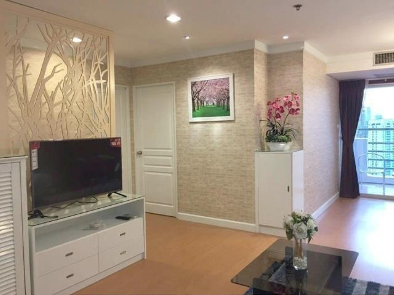The One Residence Agency's condominium for rent at The Waterford Diamond , 2BR , 1BA , 71SQM 3