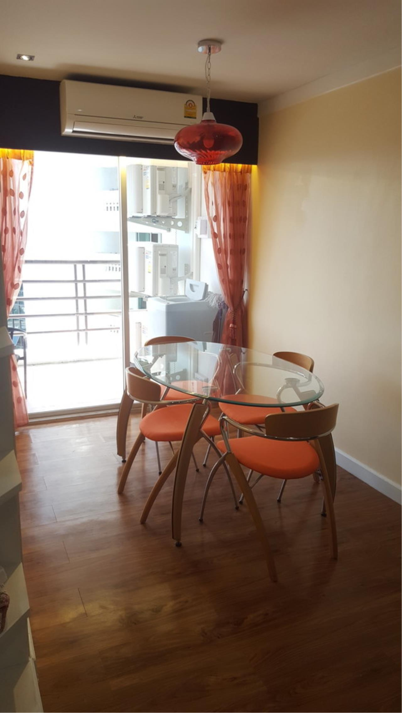 The One Residence Agency's condominium for rent at The Waterford Diamond , 2BR , 1BA , 61SQM 9