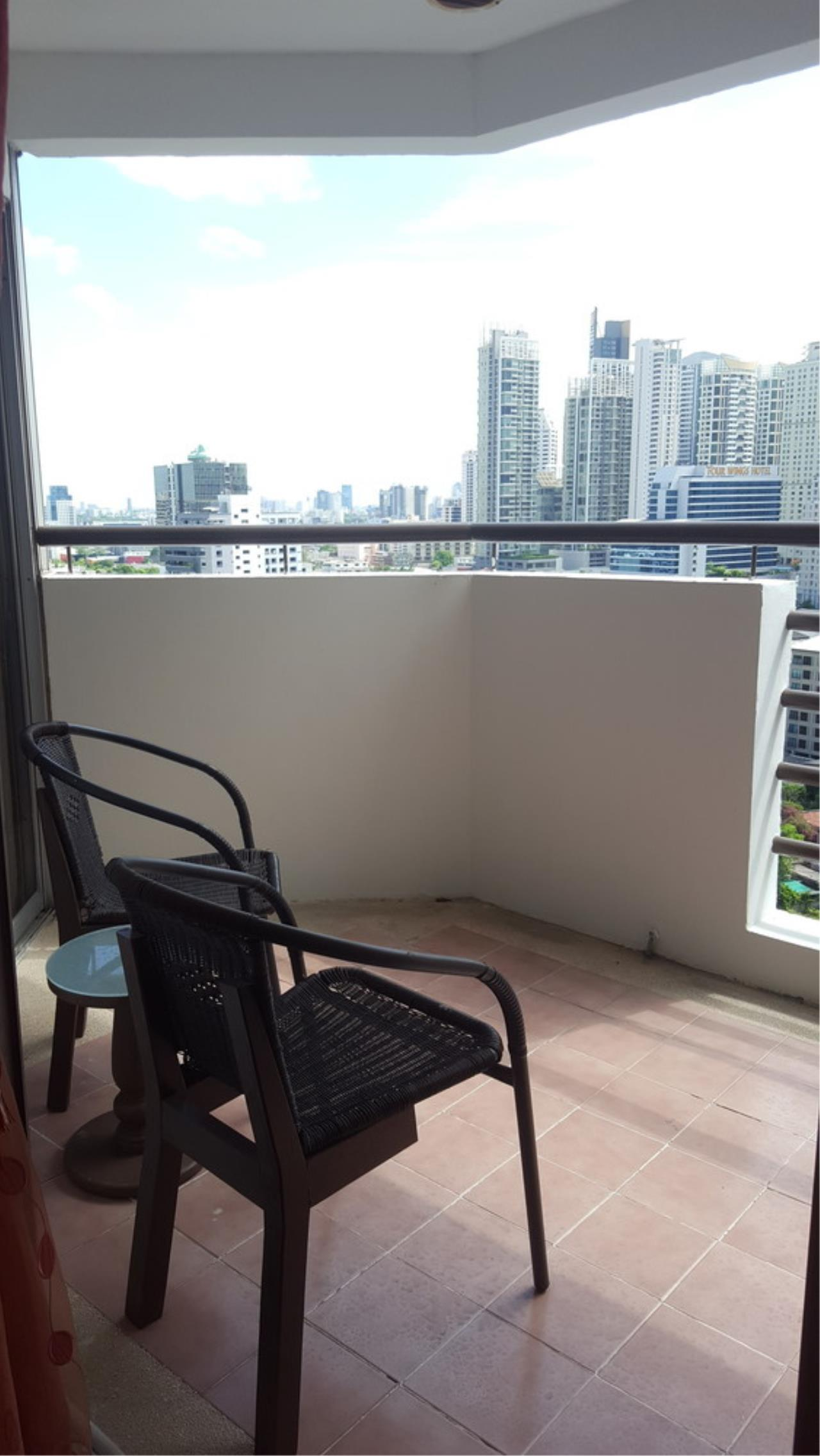 The One Residence Agency's condominium for rent at The Waterford Diamond , 2BR , 1BA , 61SQM 5
