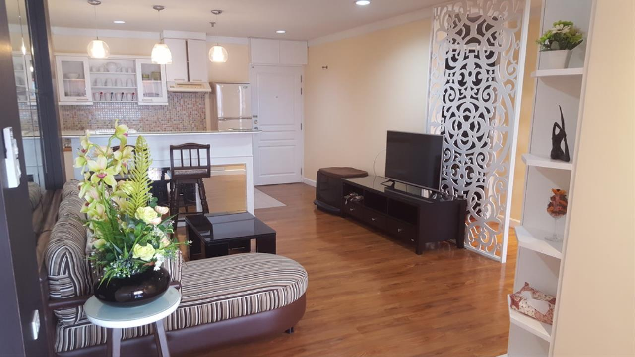 The One Residence Agency's condominium for rent at The Waterford Diamond , 2BR , 1BA , 61SQM 3